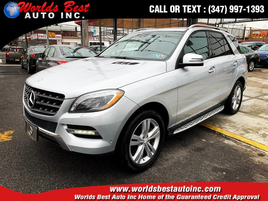 Used 2013 Mercedes-Benz M-Class in Brooklyn, New York