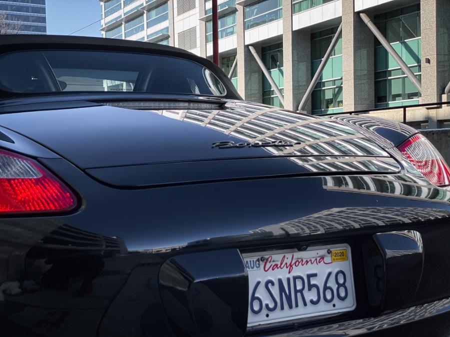 Used Porsche Boxster 2dr Roadster 2005 | Guchon Imports. Salt Lake City, Utah