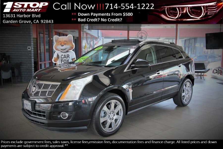 Used 2011 Cadillac SRX in Garden Grove, California | 1 Stop Auto Mart Inc.. Garden Grove, California