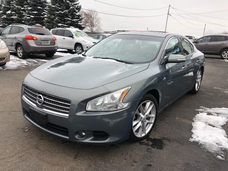 Used 2009 Nissan Maxima in East Windsor, Connecticut | A1 Auto Sale LLC. East Windsor, Connecticut