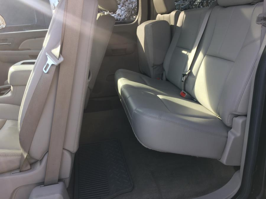 "Used Chevrolet Silverado 2500HD 4WD Ext Cab 143.5"" LTZ 2009 | CJ Auto Mall. Bristol , Connecticut"