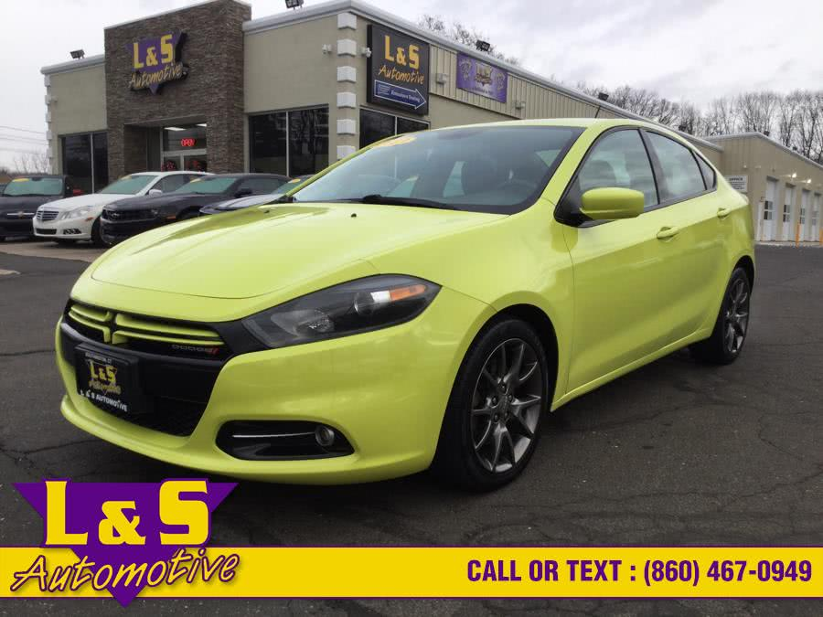 Used 2013 Dodge Dart in Plantsville, Connecticut | L&S Automotive LLC. Plantsville, Connecticut
