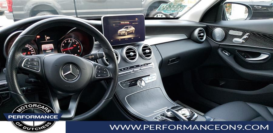 2015 Mercedes-Benz C-Class 4dr Sdn C300 4MATIC, available for sale in Wappingers Falls, New York | Performance Motorcars Inc. Wappingers Falls, New York