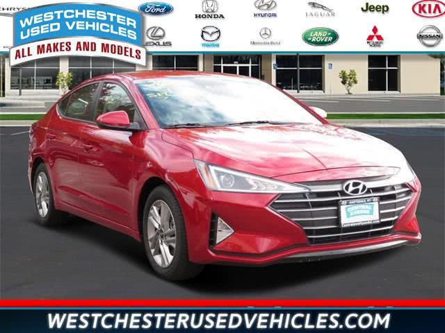Used 2020 Hyundai Elantra in White Plains, New York | Westchester Used Vehicles . White Plains, New York