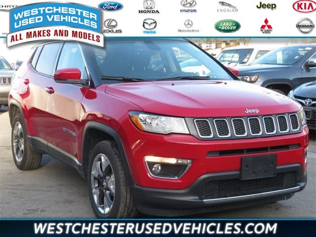 Used 2018 Jeep Compass in White Plains, New York | Westchester Used Vehicles . White Plains, New York
