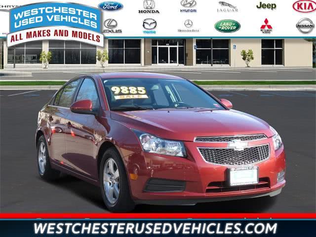 Used 2013 Chevrolet Cruze in White Plains, New York | Westchester Used Vehicles . White Plains, New York
