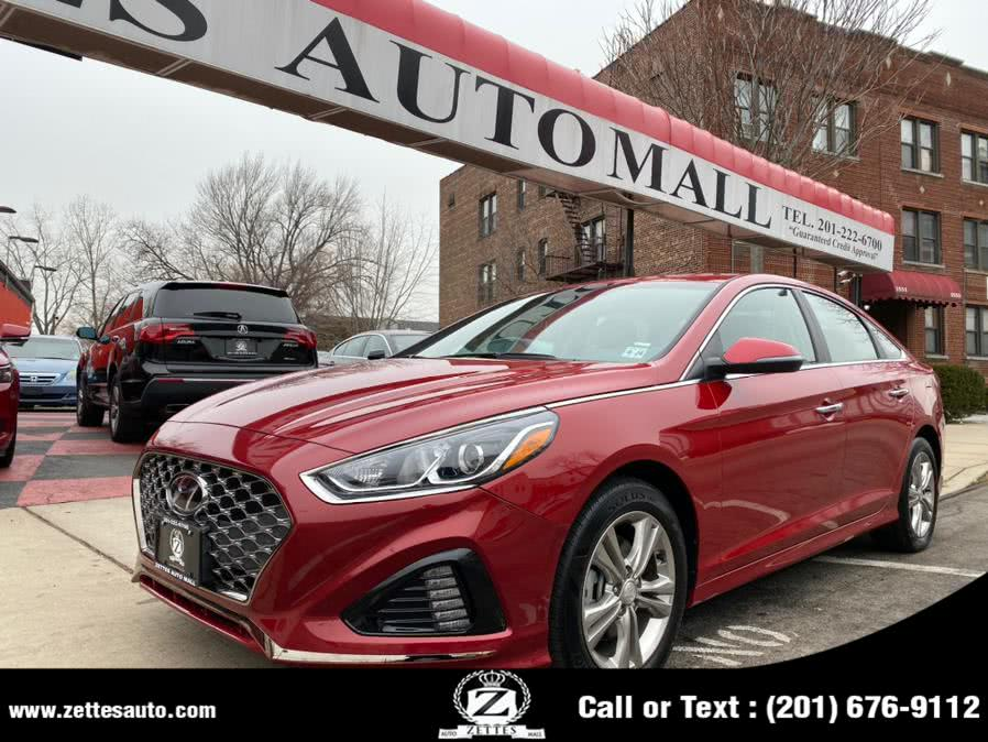 Used 2019 Hyundai Sonata in Jersey City, New Jersey | Zettes Auto Mall. Jersey City, New Jersey