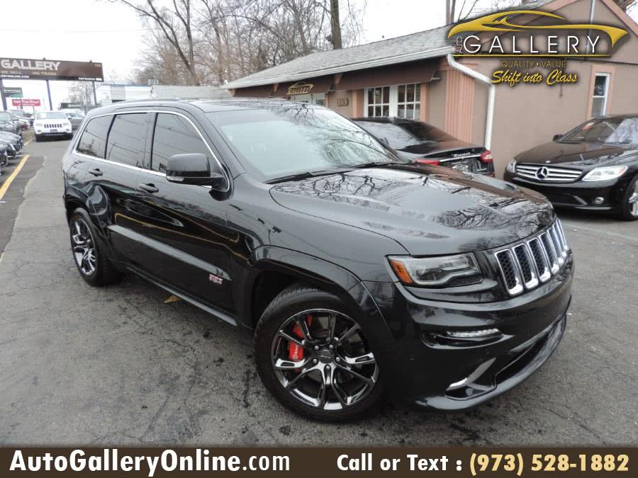 Used Jeep Grand Cherokee 4WD 4dr SRT8 2014 | Auto Gallery. Lodi, New Jersey
