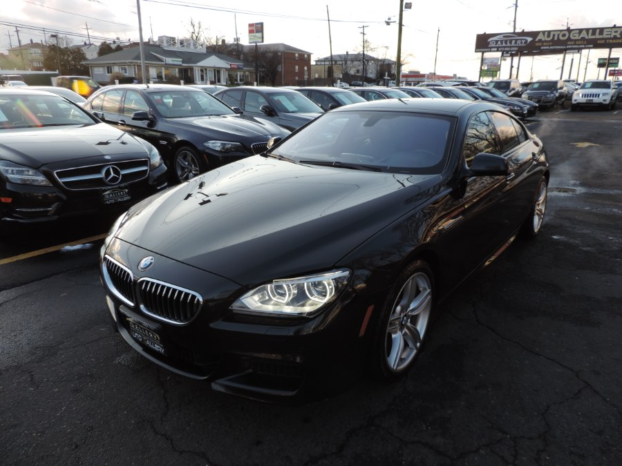 2014 BMW 6 Series 4dr Sdn 640i xDrive AWD Gran Coupe, available for sale in Lodi, New Jersey | Auto Gallery. Lodi, New Jersey
