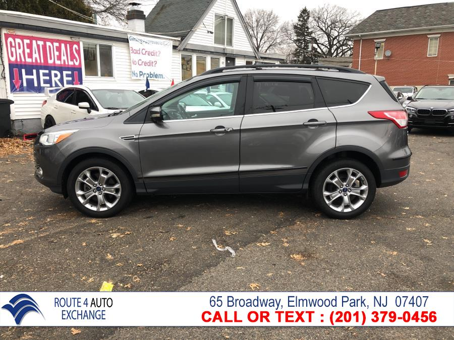 Used Ford Escape 4WD 4dr SEL 2013 | Route 4 Auto Exchange. Elmwood Park, New Jersey