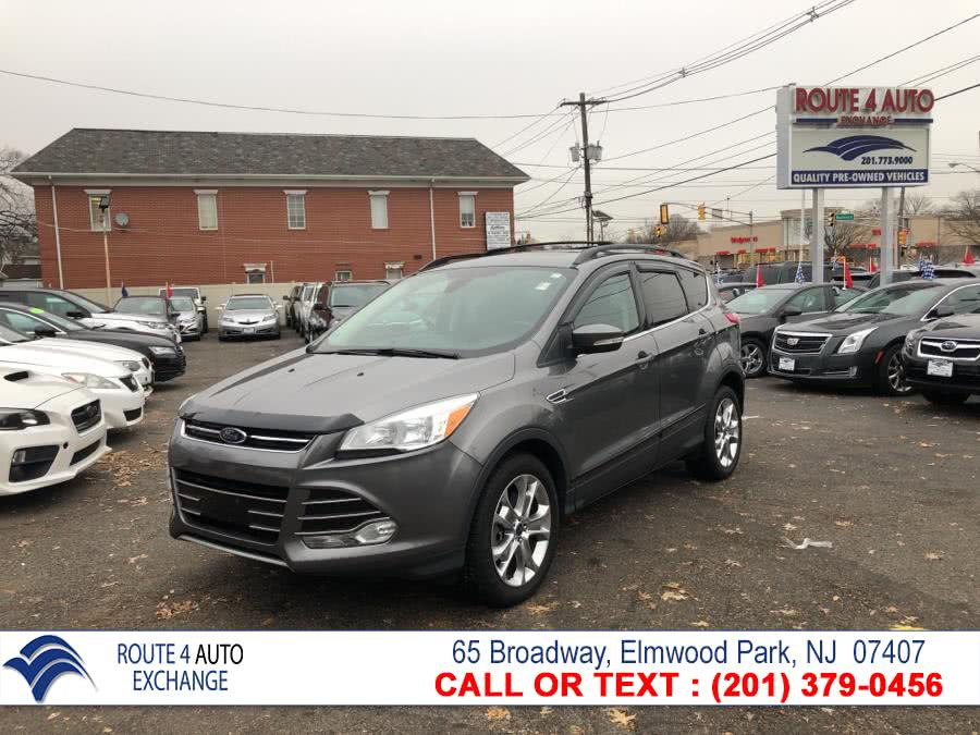 Used 2013 Ford Escape in Elmwood Park, New Jersey | Route 4 Auto Exchange. Elmwood Park, New Jersey