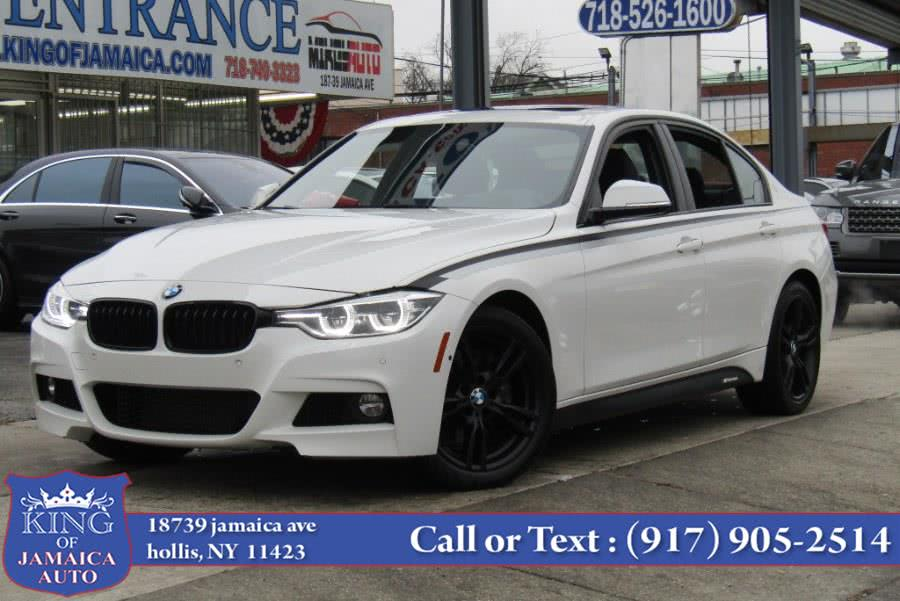 Used 2016 BMW 3 Series in Hollis, New York | King of Jamaica Auto Inc. Hollis, New York
