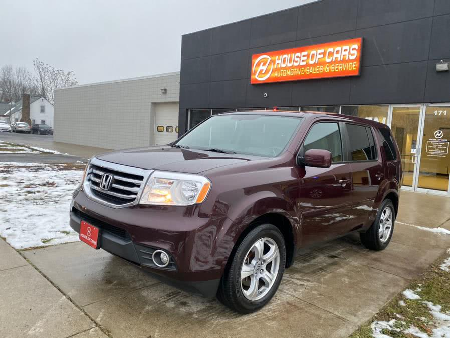 2014 Honda Pilot 4WD 4dr EX-L, available for sale in Meriden, CT