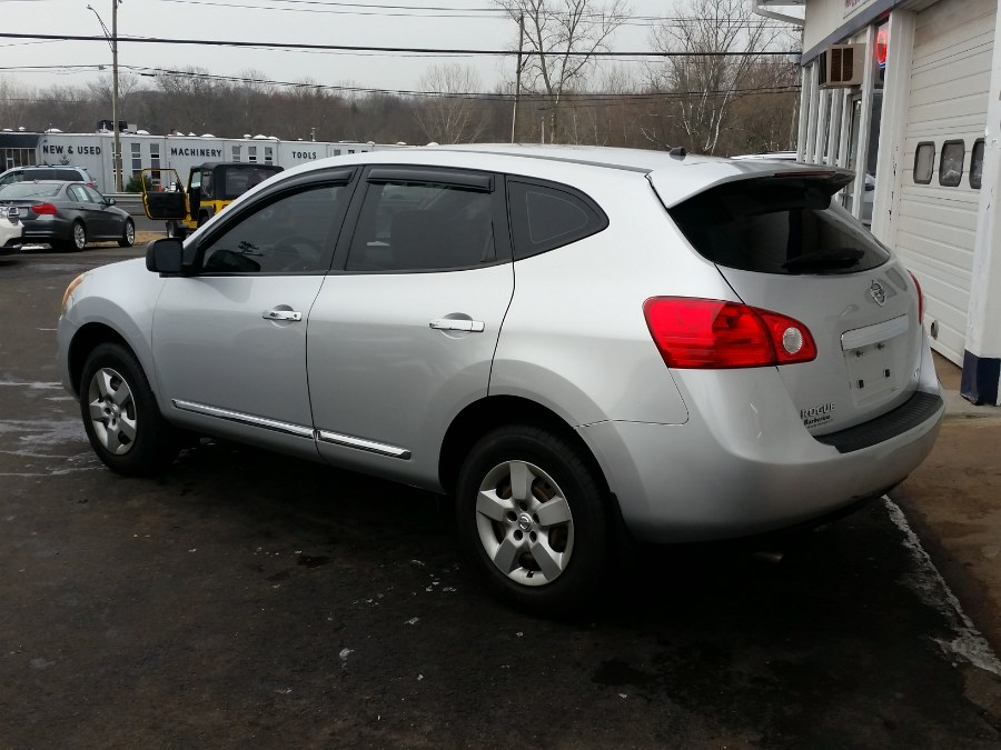 2011 Nissan Rogue AWD 4dr S, available for sale in Berlin, Connecticut   Action Automotive. Berlin, Connecticut