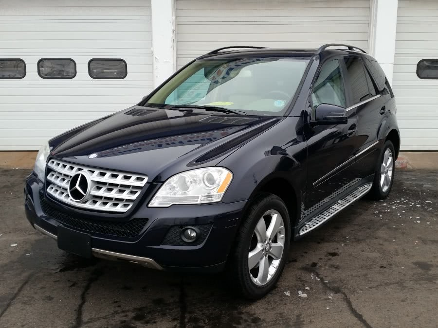 Used Mercedes-Benz M-Class 4MATIC 4dr ML 350 2011 | Action Automotive. Berlin, Connecticut