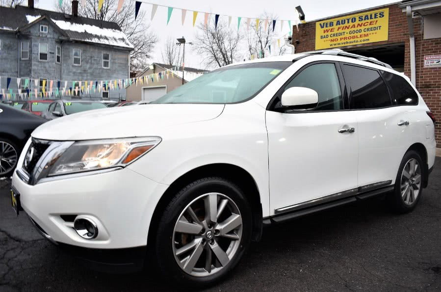 Used 2014 Nissan Pathfinder in Hartford, Connecticut | VEB Auto Sales. Hartford, Connecticut
