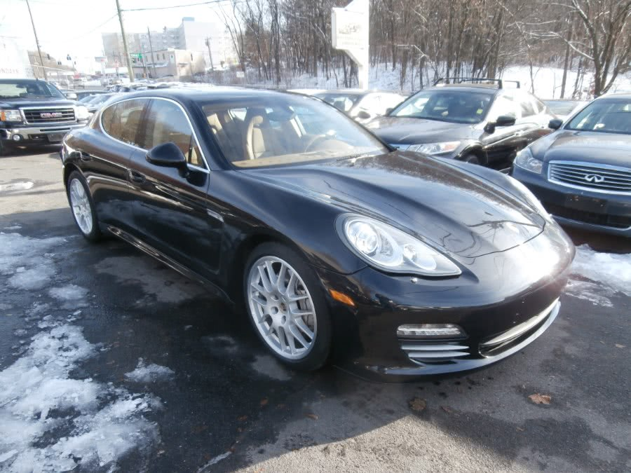 Used 2010 Porsche Panamera in Waterbury, Connecticut | Jim Juliani Motors. Waterbury, Connecticut