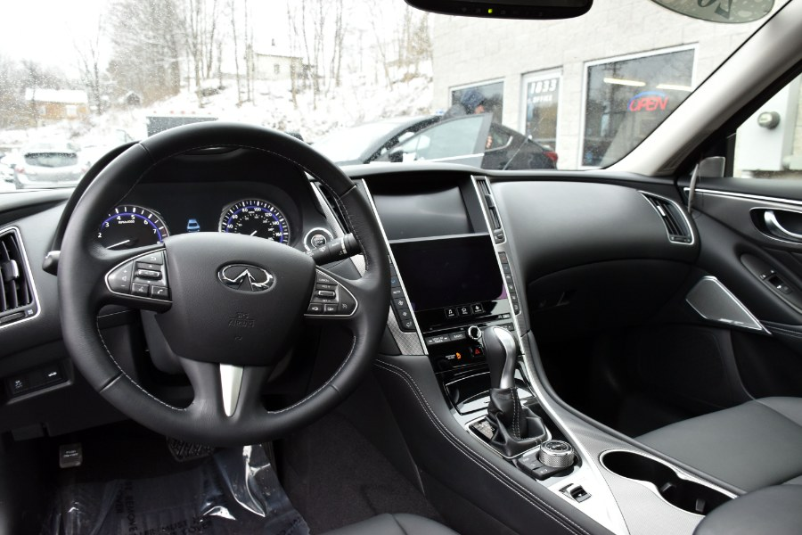 2017 INFINITI Q50 3.0t AWD, available for sale in Waterbury, Connecticut | Highline Car Connection. Waterbury, Connecticut