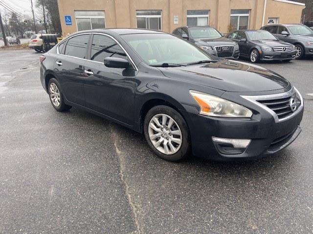 2015 Nissan Altima 4dr Sdn I4 2.5 S, available for sale in Raynham, Massachusetts | J & A Auto Center. Raynham, Massachusetts