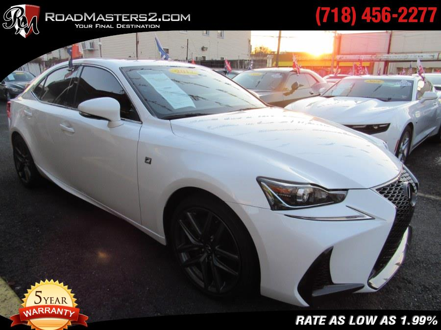 Used 2017 Lexus IS300 in Middle Village, New York | Road Masters II INC. Middle Village, New York