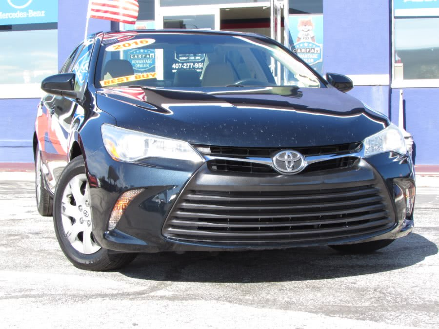 Used 2016 Toyota Camry in Orlando, Florida | VIP Auto Enterprise, Inc. Orlando, Florida