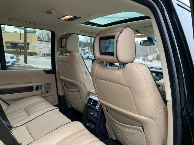 Used Land Rover Range Rover HSE 2007 | Luxury Motor Car Company. Cincinnati, Ohio