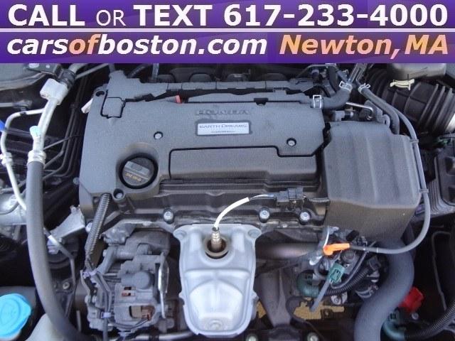2017 Honda Accord Sedan LX CVT, available for sale in Newton, Massachusetts   Motorcars of Boston. Newton, Massachusetts