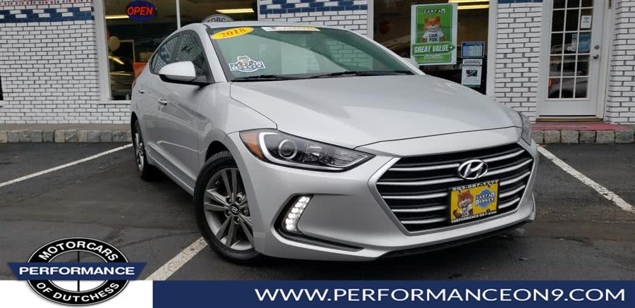 Used 2018 Hyundai Elantra in Wappingers Falls, New York | Performance Motorcars Inc. Wappingers Falls, New York