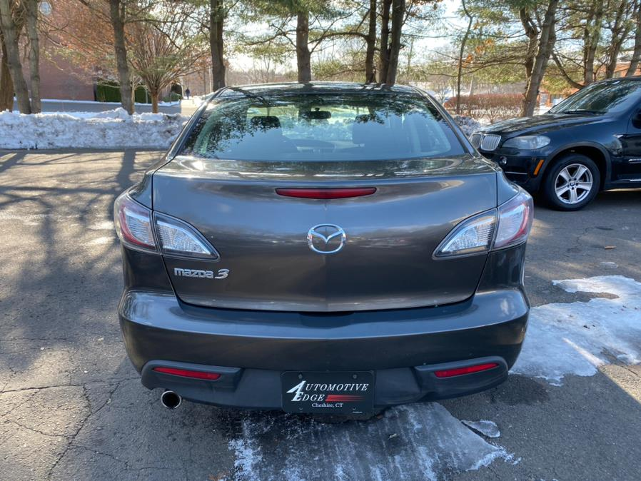 Used Mazda Mazda3 4dr Sdn Man i Touring 2010 | Automotive Edge. Cheshire, Connecticut