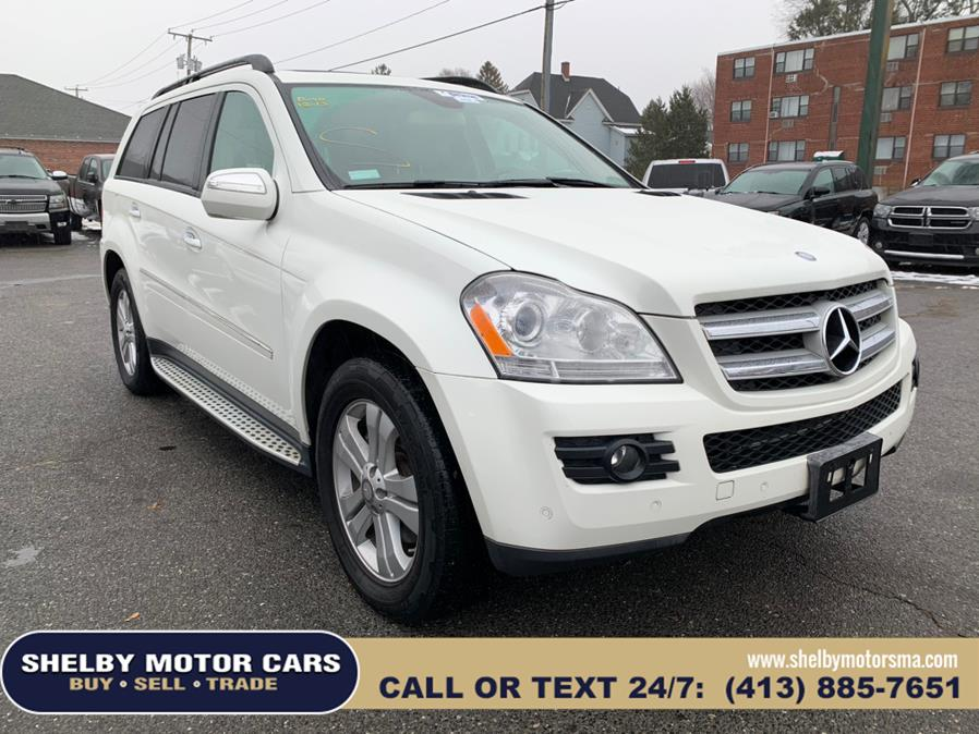 2009 Mercedes-Benz GL-Class 4MATIC 4dr 4.6L, available for sale in Springfield, Massachusetts | Shelby Motor Cars . Springfield, Massachusetts
