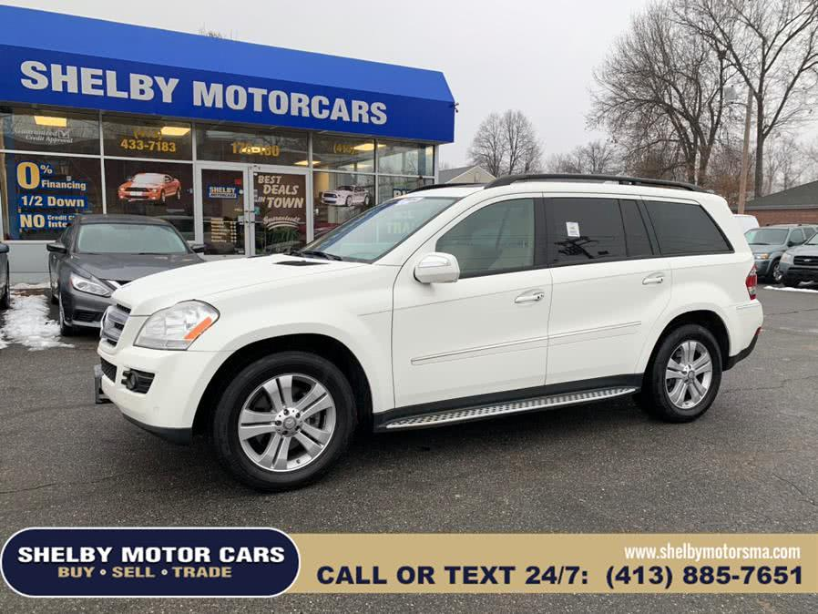 2009 Mercedes-Benz GL-Class 4MATIC 4dr 4.6L, available for sale in Springfield, MA