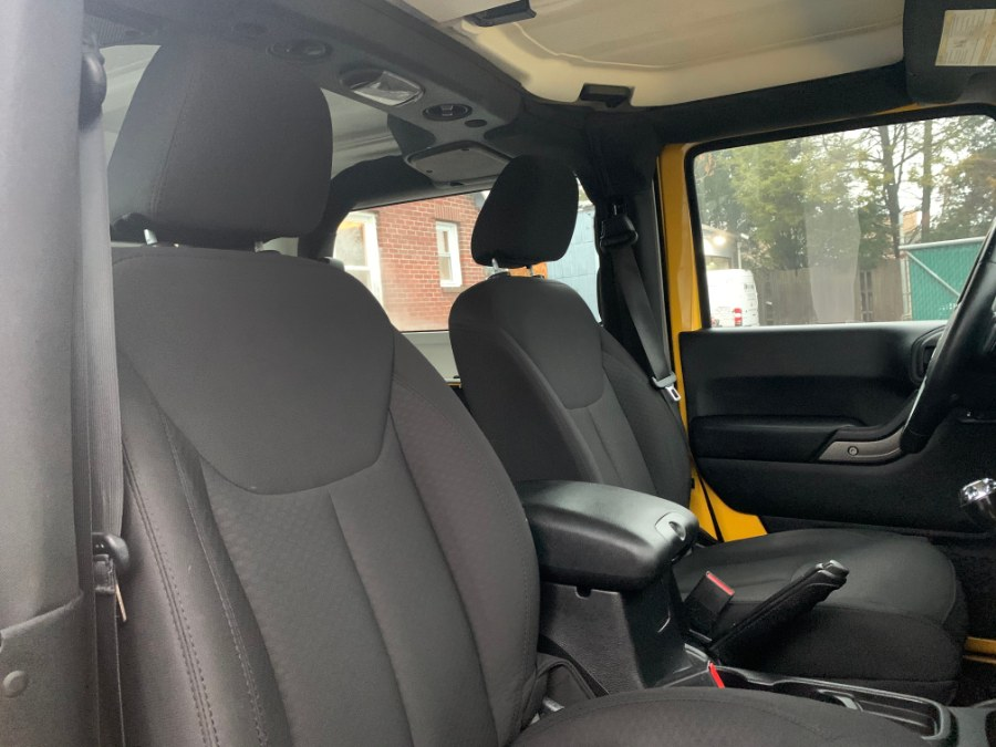 2015 Jeep Wrangler 4WD 2dr Sport, available for sale in Huntington, New York   White Glove Auto Leasing Inc. Huntington, New York