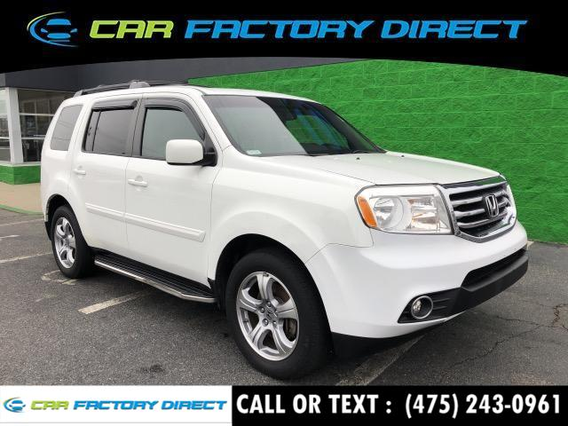 Used 2013 Honda Pilot in Milford, Connecticut | Car Factory Direct. Milford, Connecticut