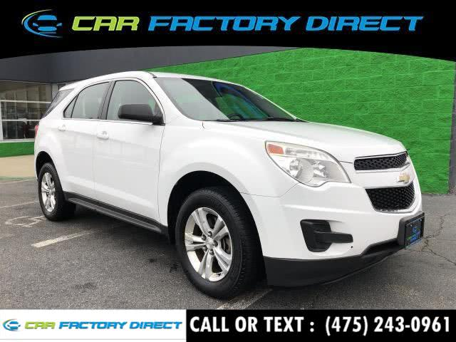 Used 2013 Chevrolet Equinox in Milford, Connecticut | Car Factory Direct. Milford, Connecticut