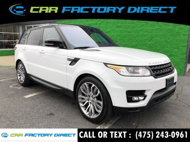 Used 2016 Land Rover Range Rover Sport in Milford, Connecticut | Car Factory Direct. Milford, Connecticut