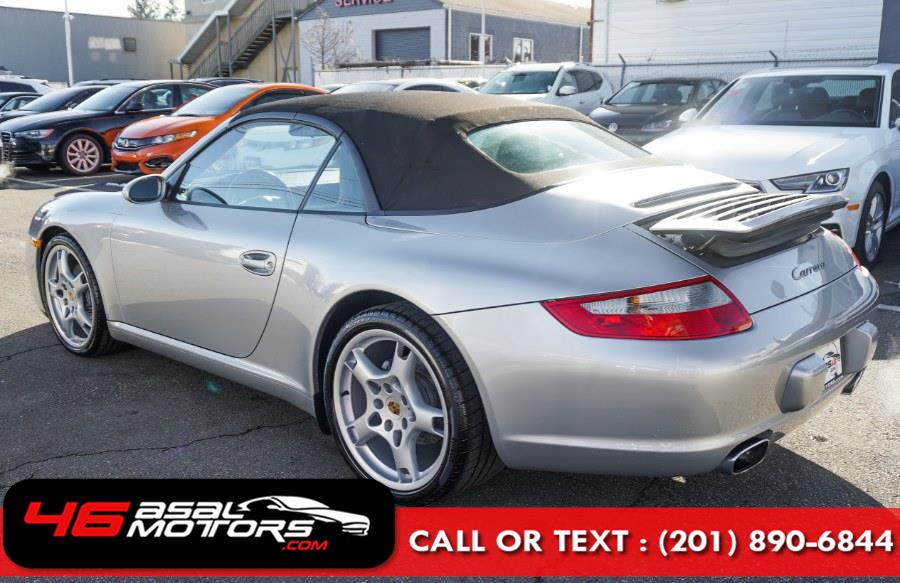 2006 Porsche 911 2dr Cabriolet Carrera, available for sale in East Rutherford, New Jersey | Asal Motors 46. East Rutherford, New Jersey