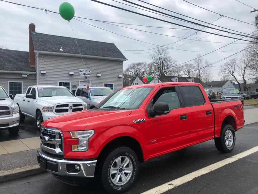 Used 2015 Ford F-150 in Selden, New York | Select Cars Inc. Selden, New York
