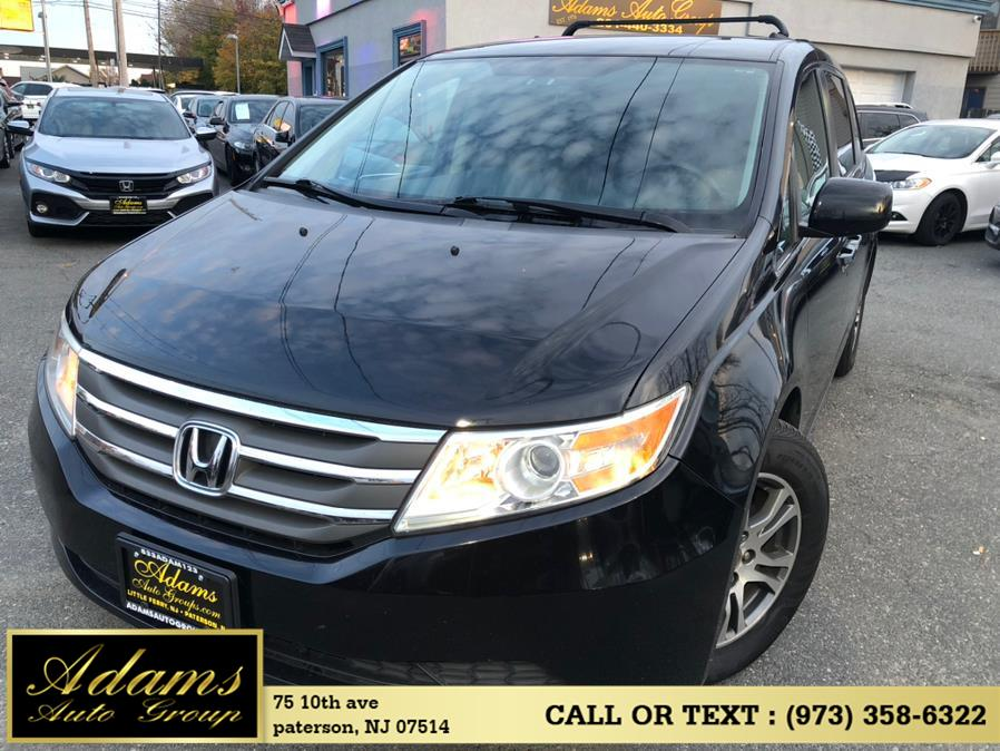 Used Honda Odyssey 5dr EX 2013 | Adams Auto Group. Paterson, New Jersey