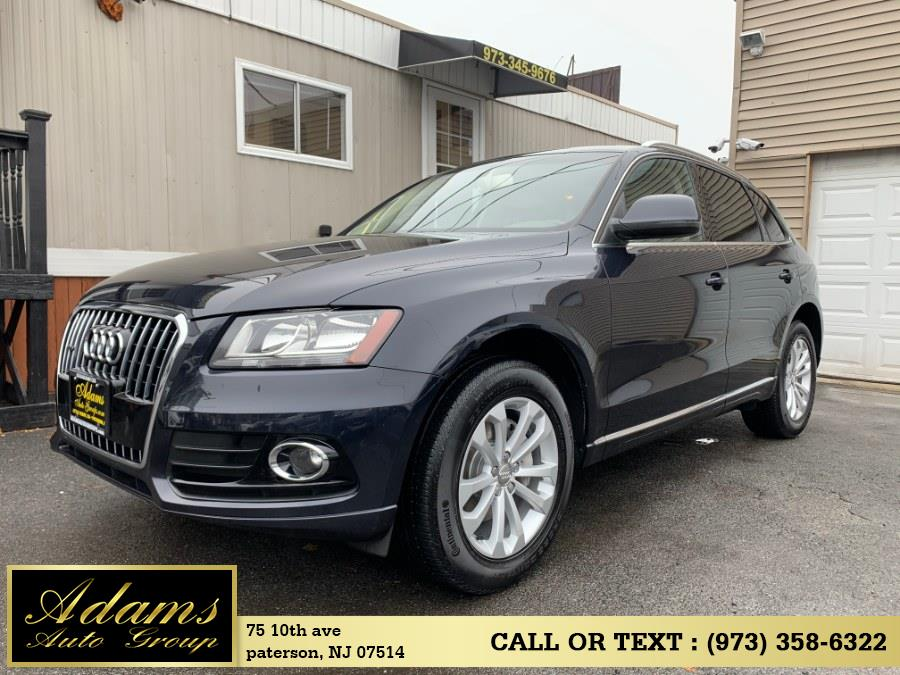 Used 2014 Audi Q5 in Paterson, New Jersey | Adams Auto Group. Paterson, New Jersey