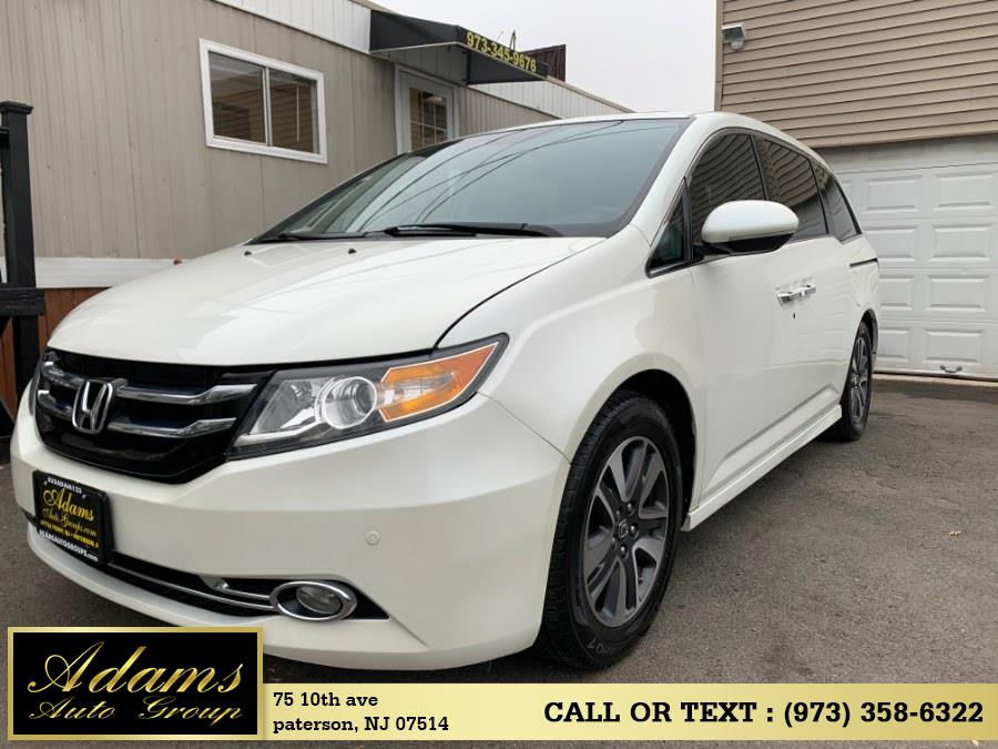 Used 2014 Honda Odyssey in Paterson, New Jersey | Adams Auto Group. Paterson, New Jersey