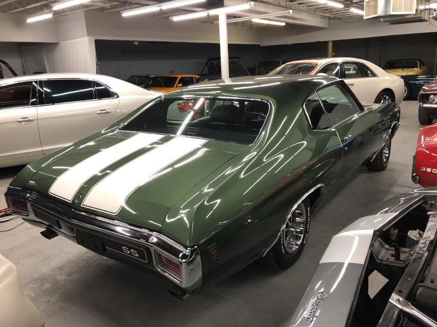 1970 Chevrolet Chevelle 2dr Cpe SS, available for sale in Waterbury, Connecticut | Tony's Auto Sales. Waterbury, Connecticut