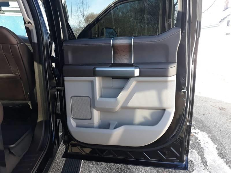 2019 Ford F-350 Super Duty Platinum 4x4 4dr Crew Cab 8 ft. LB SRW Pickup, available for sale in Framingham, Massachusetts | Mass Auto Exchange. Framingham, Massachusetts