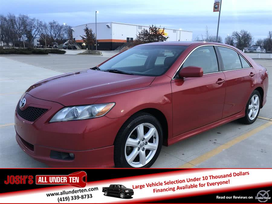 Used Toyota Camry 4dr Sdn I4 Auto SE 2009 | Josh's All Under Ten LLC. Elida, Ohio