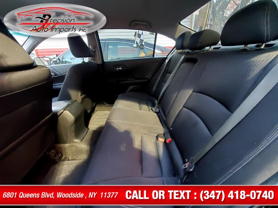 2015 Honda Accord Sedan 4dr I4 CVT Sport, available for sale in Woodside , New York | Precision Auto Imports Inc. Woodside , New York