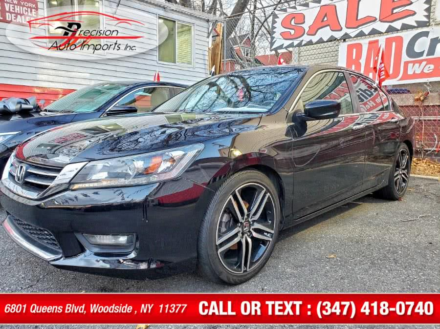 Used 2015 Honda Accord Sedan in Woodside , New York | Precision Auto Imports Inc. Woodside , New York