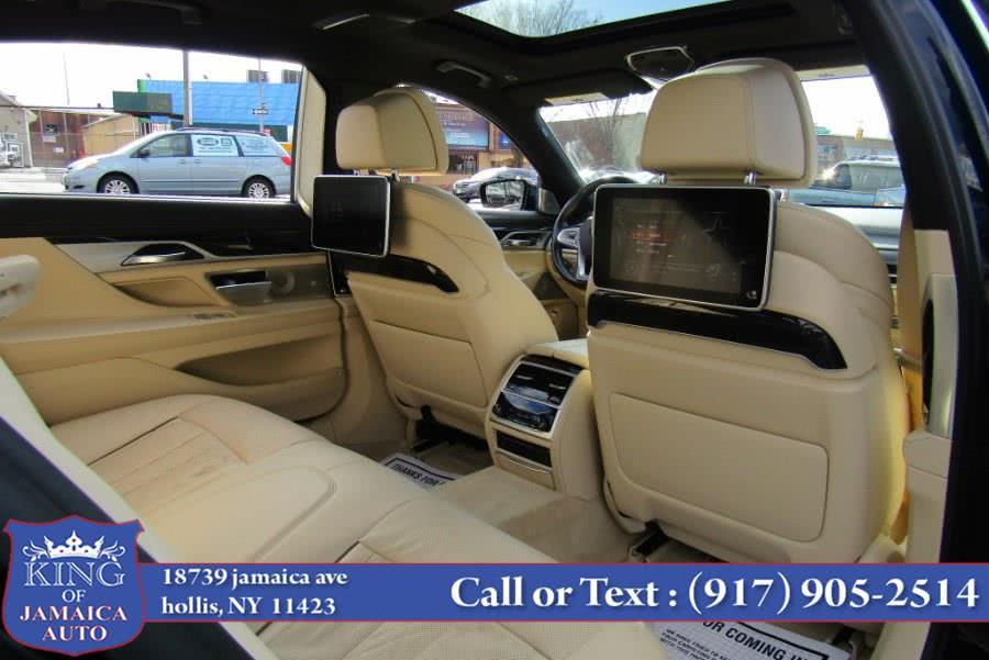 Used 2017 BMW 7 Series in Hollis, New York   King of Jamaica Auto Inc. Hollis, New York