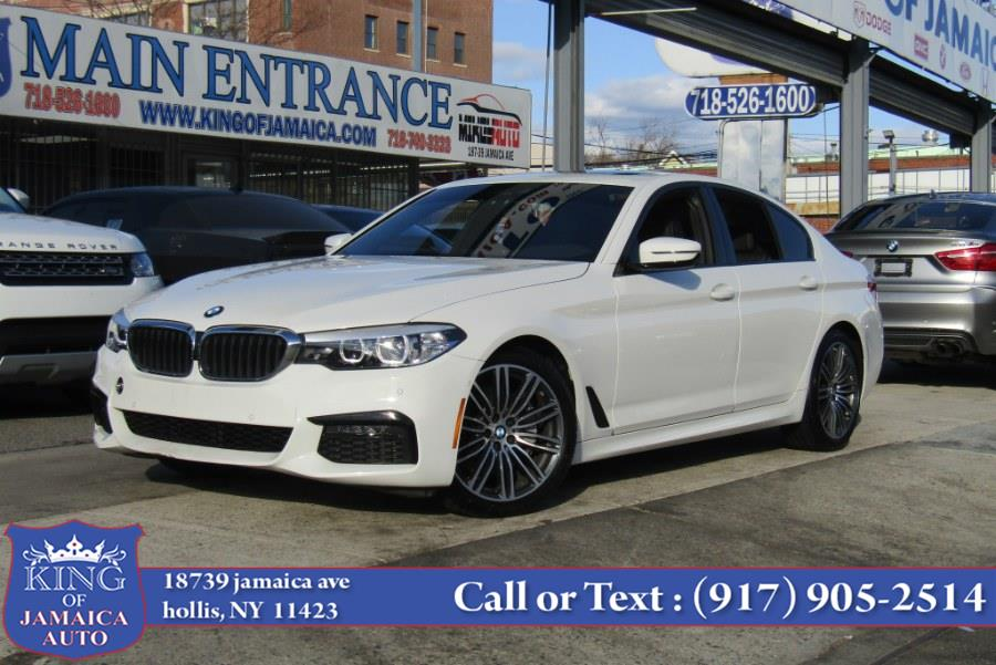 Used 2019 BMW 5 Series in Hollis, New York | King of Jamaica Auto Inc. Hollis, New York