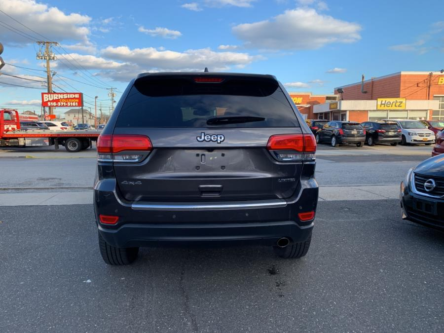 Used Jeep Grand Cherokee 4WD 4dr Limited 2015 | 5 Towns Drive. Inwood, New York