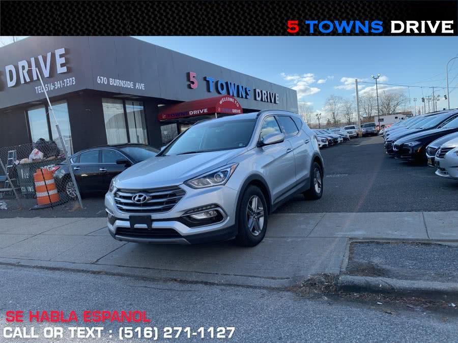 Used Hyundai Santa Fe Sport 2.4L Auto AWD 2017 | 5 Towns Drive. Inwood, New York