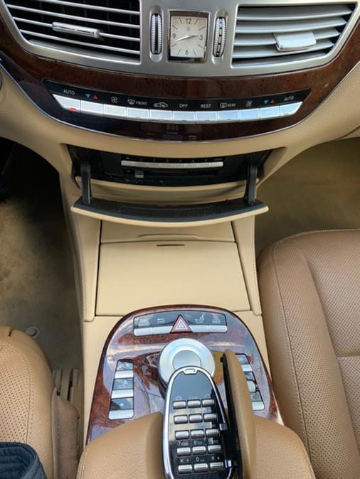 2008 Mercedes-Benz S-Class 4dr Sdn 5.5L V8 RWD, available for sale in Brooklyn, New York | Atlantic Used Car Sales. Brooklyn, New York
